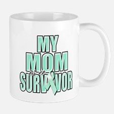 My Mom is a Survivor Mug