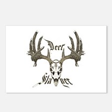 Deer slayer 1 Postcards (Package of 8)