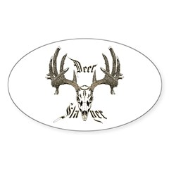 Deer slayer 1 Decal