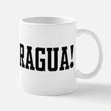Go Nicaragua! Mug