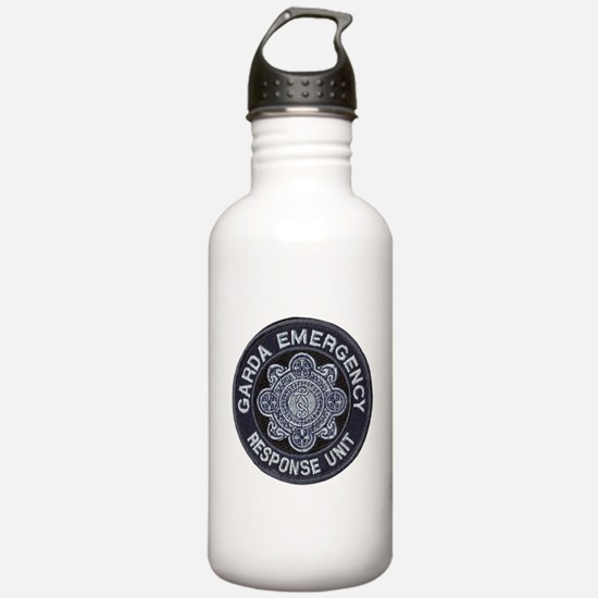 Irish Police SWAT Water Bottle