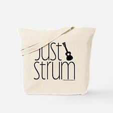 Just Strum Gifts Tote Bag