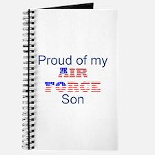 Air Force Son Journal