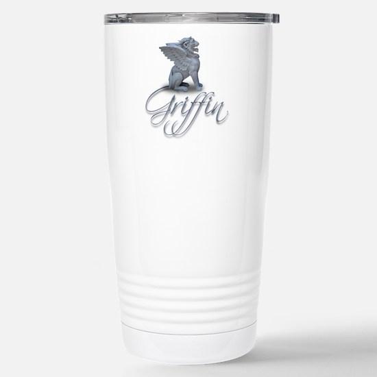 Griffen Stainless Steel Travel Mug