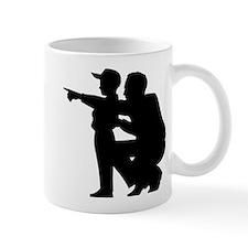 Coaching Silhouette Mug