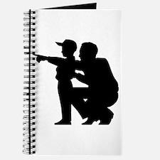 Coaching Silhouette Journal