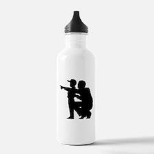 Coaching Silhouette Water Bottle