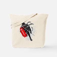 Devils Brigade Tote Bag