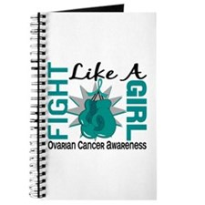 Licensed Fight Like A Girl 8.3 Ovarian Can Journal
