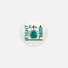 Licensed Fight Like A Girl 8 Mini Button (10 pack)