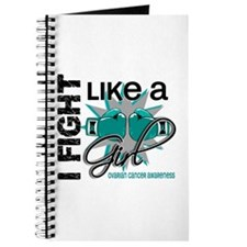 Licensed Fight Like A Girl 13.1 Ovarian Ca Journal