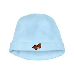 Monarch Butterfly baby hat