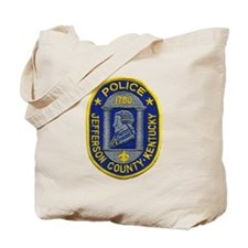Jefferson County Police Tote Bag