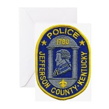 Jefferson County Police Greeting Cards (Pk of 20)