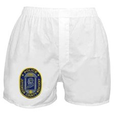 Jefferson County Police Boxer Shorts