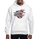 Wrestling USA Martial Art Hooded Sweatshirt
