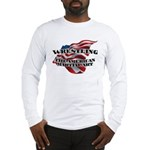 Wrestling USA Martial Art Long Sleeve T-Shirt