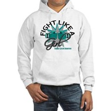 Licensed Fight Like A Girl 12.3 Hoodie
