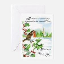 Christmas Blessing Greeting Cards (Pk of 20)
