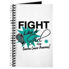 Licensed Fight Like A Girl 11.4 Ovarian Ca Journal