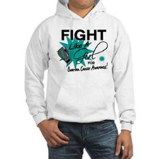 Licensed Fight Like A Girl 11.4 Hoodie
