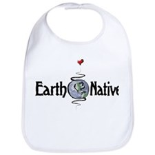 Earth Native Bib
