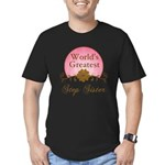 Stylish World's Greatest Step Sister Men's Fitted