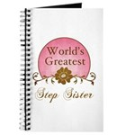 Stylish World's Greatest Step Sister Journal