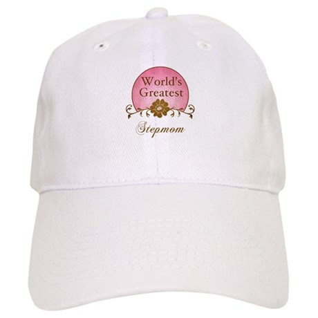 Stylish World's Greatest Stepmom Cap
