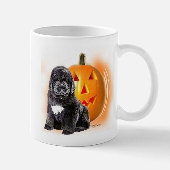 Hallowe'en Newfy Mug