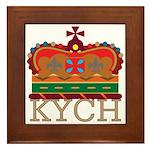 K.Y.C.H. Framed Tile