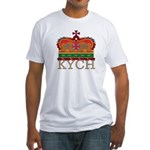 K.Y.C.H. Fitted T-Shirt