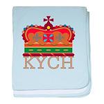 K.Y.C.H. baby blanket