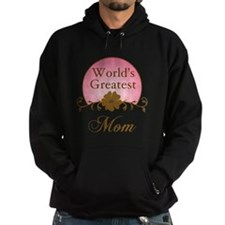 Stylish World's Greatest Mom Hoodie