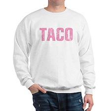 Pink Taco Sweatshirt