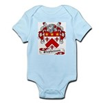 Stephenson Coat of Arms Infant Creeper