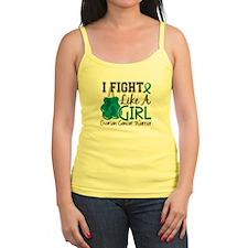 Licensed Fight Like A Girl 15.2 Jr.Spaghetti Strap