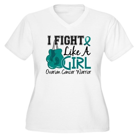 Licensed Fight Li Women's Plus Size V-Neck T-Shirt
