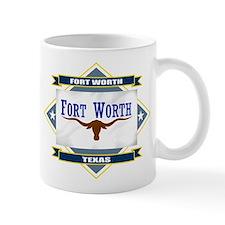 Fort Worth Flag Mug