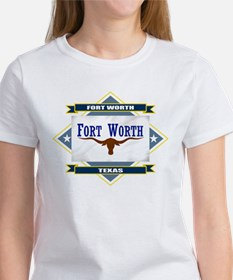Fort Worth Flag Tee