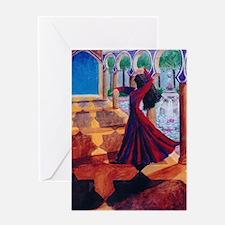 """""""Dreams of Spain"""" Greeting Card"""