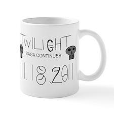 Twilight Saga Continues Mug