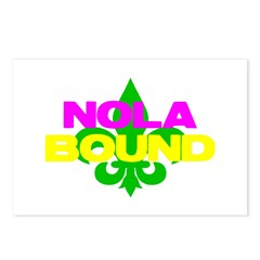 NOLA Bound Postcards (Package of 8)