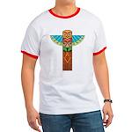 Masonic Native American Ringer T