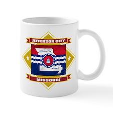 Jefferson City Flag Mug