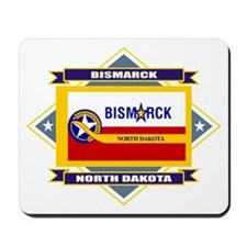 Bismarck Flag Mousepad
