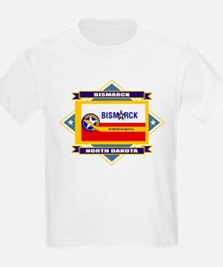 Bismarck Flag T-Shirt