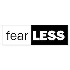 fearless Bumper Bumper Bumper Sticker