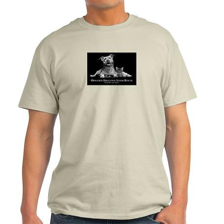 Operation Education Animal Re Light T-Shirt