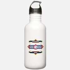 Cincinnati Flag Water Bottle